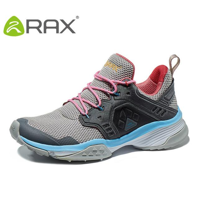 Rax Breathable Running Shoes For Women Light Sneakers Trail Running Shoes-shoes-Sexy Fashion Favorable Store-Gray-5.5-Bargain Bait Box