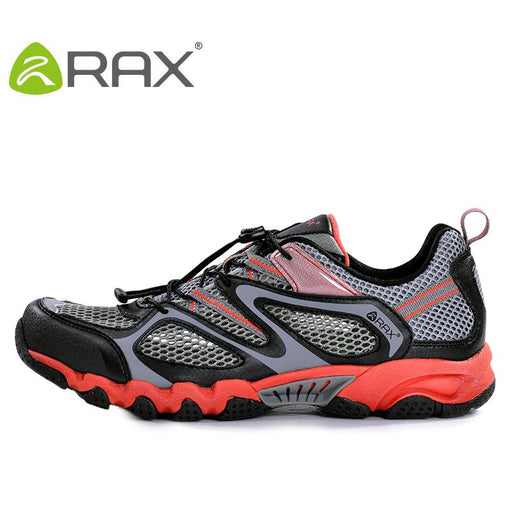 Rax Breathable Trekking Shoes Men Mesh Outdoor Quick Drying Hiking Shoes Men-shoes-LKT Sporting Goods Store-zanghong shoes men-39-Bargain Bait Box
