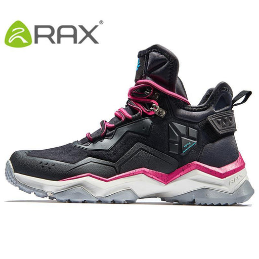 Rax Hiking Shoes Boots Waterproof Leather Upper Mountain Shoes Antislip-shoes-LKT Sporting Goods Store-tanghei hiking shoes-5.5-Bargain Bait Box