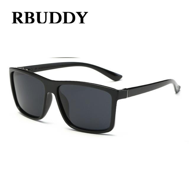 Rbuddy Men Polarized Sunglasses Uv400 Protection Men Driving Gafas Oculos De Sol-Polarized Sunglasses-Bargain Bait Box-R2-Bargain Bait Box