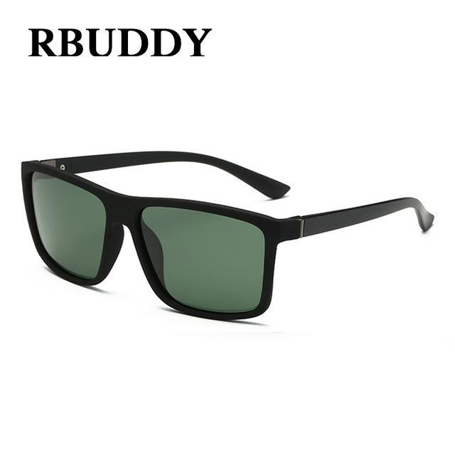 Rbuddy Men Polarized Sunglasses Uv400 Protection Men Driving Gafas Oculos De Sol-Polarized Sunglasses-Bargain Bait Box-R3-Bargain Bait Box