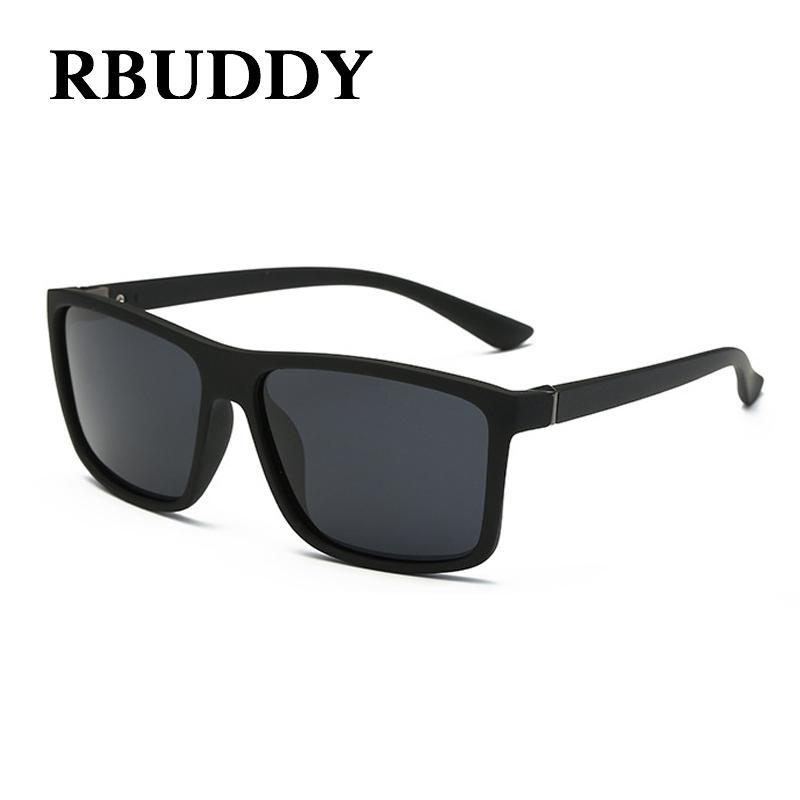 Rbuddy Men Polarized Sunglasses Uv400 Protection Men Driving Gafas Oculos De Sol-Polarized Sunglasses-Bargain Bait Box-R4-Bargain Bait Box