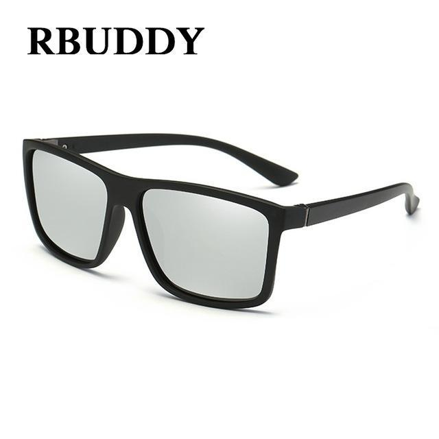 Rbuddy Men Polarized Sunglasses Uv400 Protection Men Driving Gafas Oculos De Sol-Polarized Sunglasses-Bargain Bait Box-R5-Bargain Bait Box
