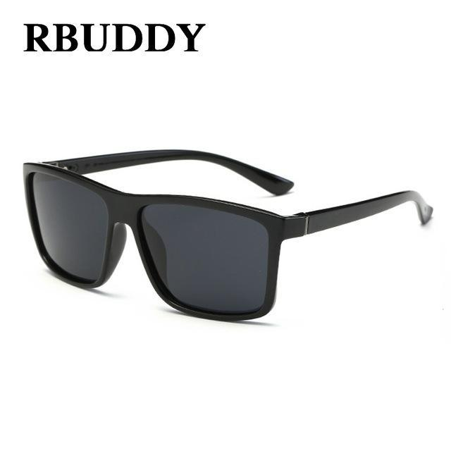Rbuddy Sunglasses Men Polarized Square Sunglasses Design Uv400 Protection Shades-Polarized Sunglasses-Bargain Bait Box-R1-Bargain Bait Box