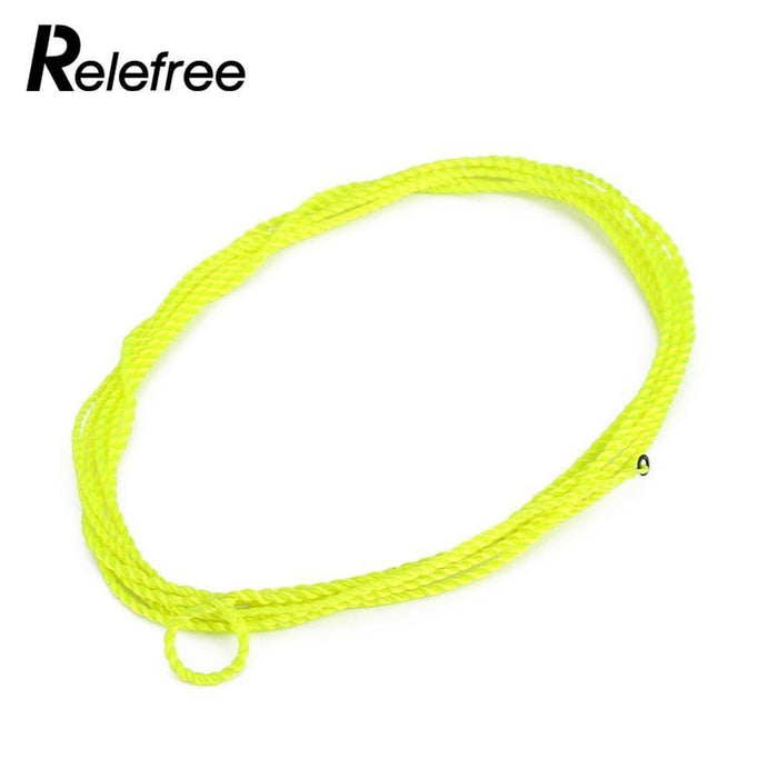 Relefree Fly Line Backing Line Braided Line Monofilament Fishing Line Sub Cord-Sevener Store-Green-4.0-Bargain Bait Box