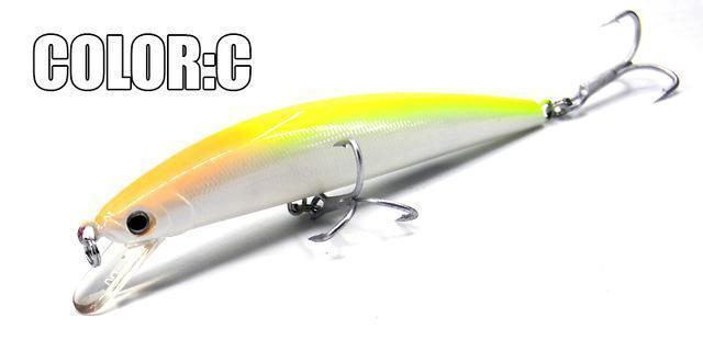 Retail Fishing Tackle Hot Model A+ Fishing Lures, Bearking Assorted Colors,-bearking Official Store-C-Bargain Bait Box