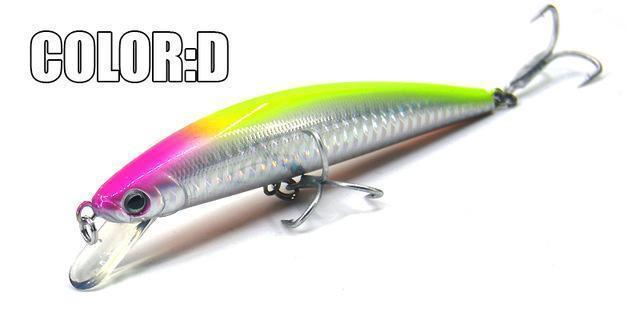 Retail Fishing Tackle Hot Model A+ Fishing Lures, Bearking Assorted Colors,-bearking Official Store-D-Bargain Bait Box