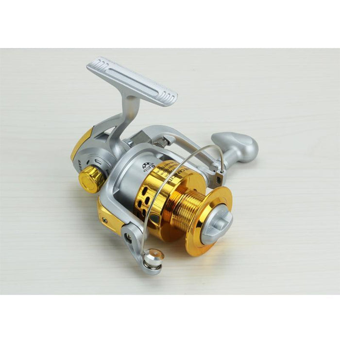 Rocker Arm Can Be Left And Right Swap 1000-7000 Series Fishing Wheel-Spinning Reels-Sports fishing products-Gold-1000 Series-Bargain Bait Box