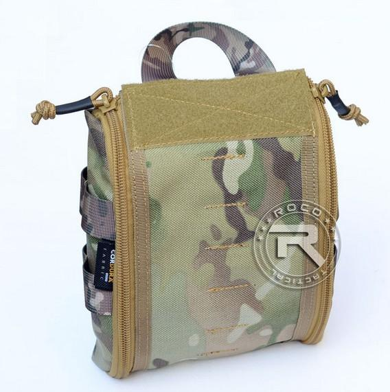 Rocotactical Emergency Military Medical Bag Molle Emt Tactical Medic Pack-Emergency Tools & Kits-Bargain Bait Box-CP Mulitcam-Bargain Bait Box