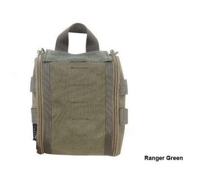Rocotactical Emergency Military Medical Bag Molle Emt Tactical Medic Pack-Emergency Tools & Kits-Bargain Bait Box-Ranger Green-Bargain Bait Box