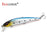S Sealurer Hot Model Fishing Lures 13Cm/19G Swimbait Jointed Bait Minnow 5-SEALURER Official Store-colorA-Bargain Bait Box