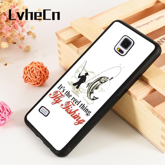 S3 S4 S5 Phone Cover Cases For Samsung Galaxy S6 S7 S8 S9 Egde Plus Note 4 5 8 9-Fitted Cases-LvheCn Store-For Samsung S3-Bargain Bait Box