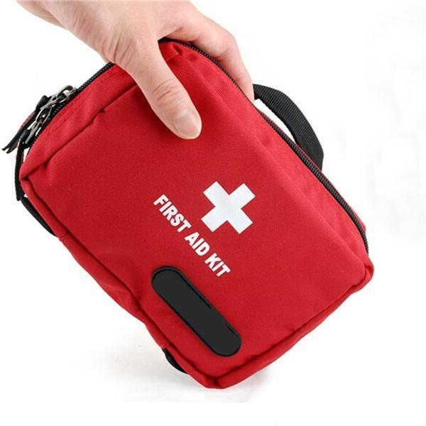 Safurance Tactical Emergency Medical First Aid Pouch Bags Survival Pack Rescue-Emergency Tools & Kits-Bargain Bait Box-Bargain Bait Box