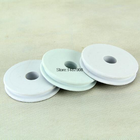 Samsfx 50Pcs/Lot Diameter 69Mm Carp Fishing Rig Winders Pulleys Line Winding-SAMSFX Official Store-Bargain Bait Box