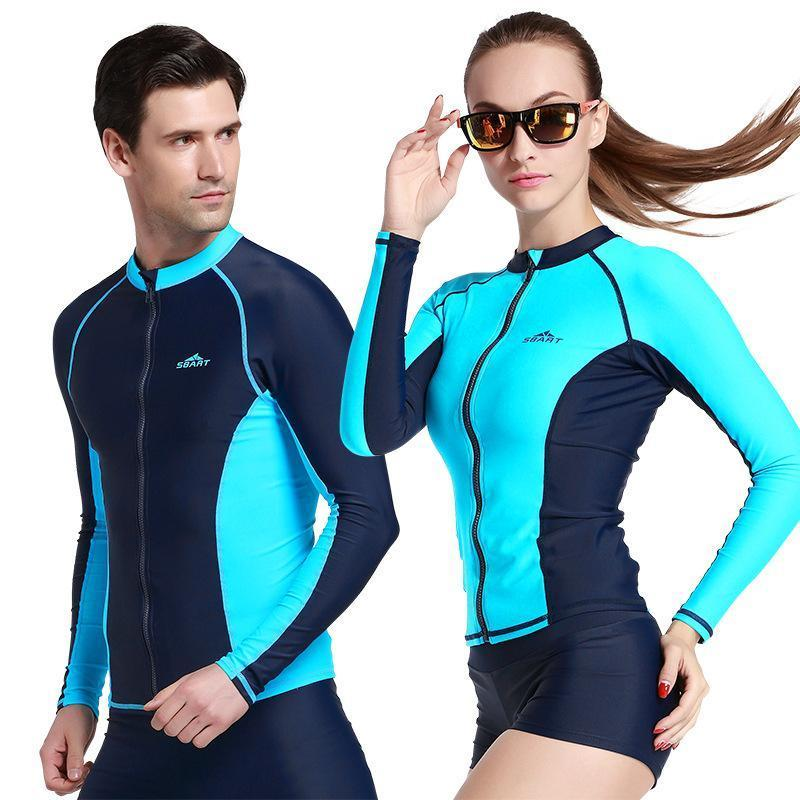 Sbart Long Sleeve Spearfishing Wetsuit For Underwater Hunting Men Wet Suit Women-Spearfishing-Bargain Bait Box-wetsuit-S-Bargain Bait Box
