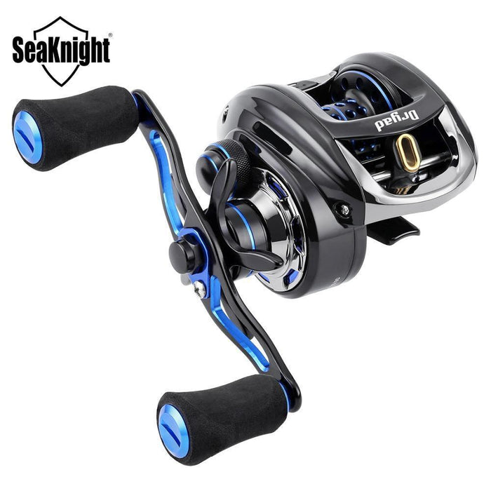 Seaknight Dryad Anti-Corrosion Baitcasting Reel 7.6:1 High Speed 12Bb 5Kg-SeaKnight Official Store-Left Hand-Bargain Bait Box
