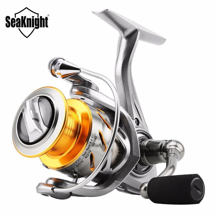 Seaknight Rapid 6.2:1 4.7:1 Anti-Corrosion 2000H 3000H 4000H 5000 6000-SeaKnight Official Store-2000 Series-Bargain Bait Box