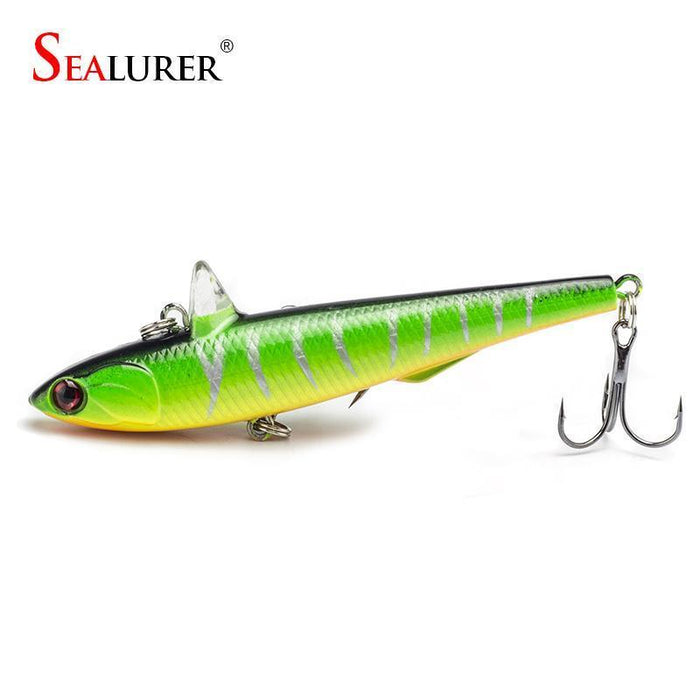 Sealurer 14.5G 9Cm Winter Fishing Hard Bait Vib With Lead Inside Ice Sea Fishing-SEALURER Perpetual Store-A-Bargain Bait Box