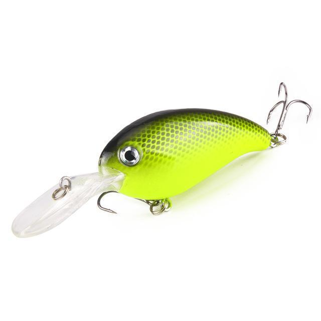 Seapesca Crankbait Fishing Lure 10Cm 14G Wobblers Iscas Artificiais Hard Bait-SEAPESCA Fishing Store-J-Bargain Bait Box