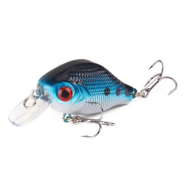 Seapesca Minnow Fishing Lure 5.5Cm 9G Crankbait Hard Bait Artificial Lures Japan-SEAPESCA Fishing Store-A-Bargain Bait Box