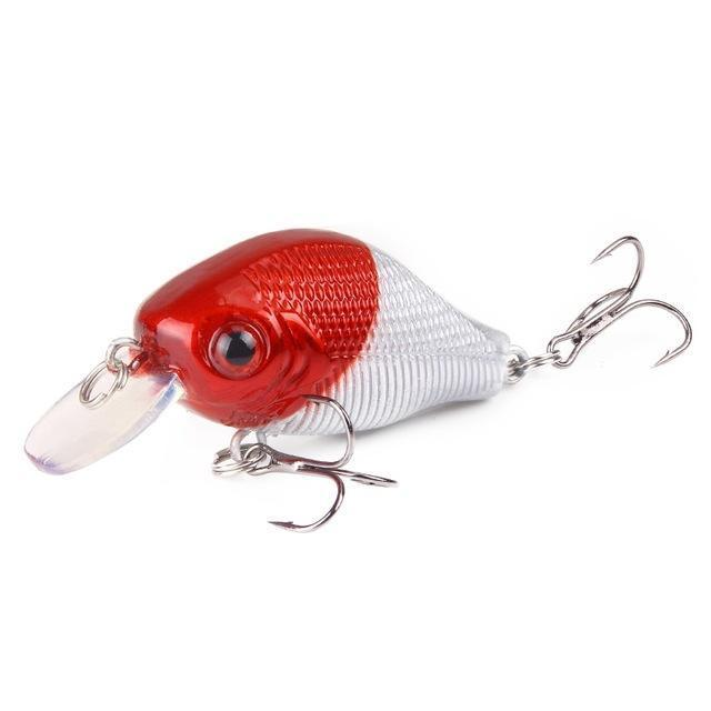 Seapesca Minnow Fishing Lure 5.5Cm 9G Crankbait Hard Bait Artificial Lures Japan-SEAPESCA Fishing Store-C-Bargain Bait Box