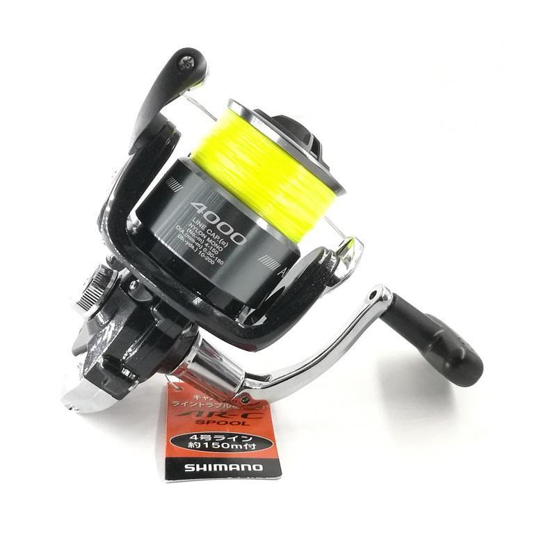 Shimano Fishing Gear Lure Spinning Reels Aernos Fishing Line Wheels 1000/-Spinning Reels-Cycling/Fishing Store-1000 Series-Bargain Bait Box