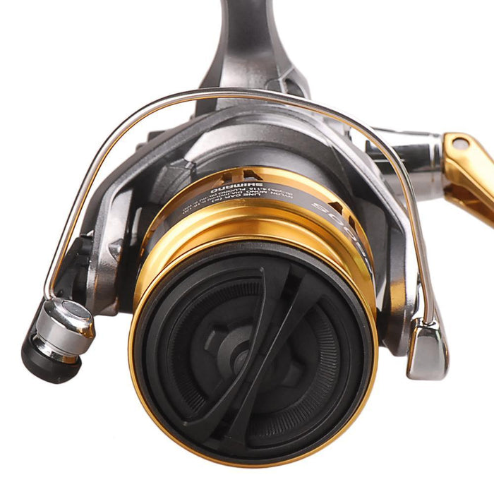 Shimano Sedona C2000S/ C2000Hgs/ 2500S/ 2500Hg/ C300Hg Spinning Fishing Reel-Spinning Reels-KeZhi Fishing Tackle Store-C2000S-Bargain Bait Box