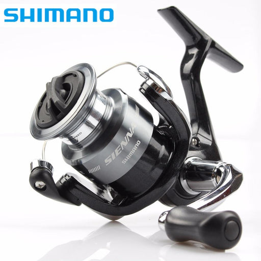 Shimano Sienna Spinning Fishing Reel Seawater/Freshwater 1000Fe/2500Fe/4000Fe-Fishing Enjoying Store-1000 Spool-Bargain Bait Box