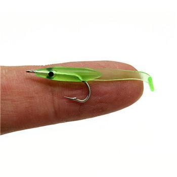 Shunmier 30Pcs 0.3G 35Mm Eel Soft Fishing Lure Pesca Peche Tackle Wobblers-SHUNMIER Official Store-I-Bargain Bait Box