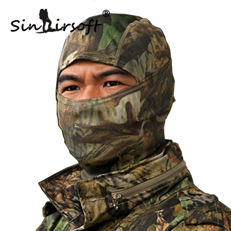 Sinairsoft Balaclava Tactical Snow Camo Motorcycle Ski Hood Hunting Paintball-Masks-Bargain Bait Box-SC03-Bargain Bait Box