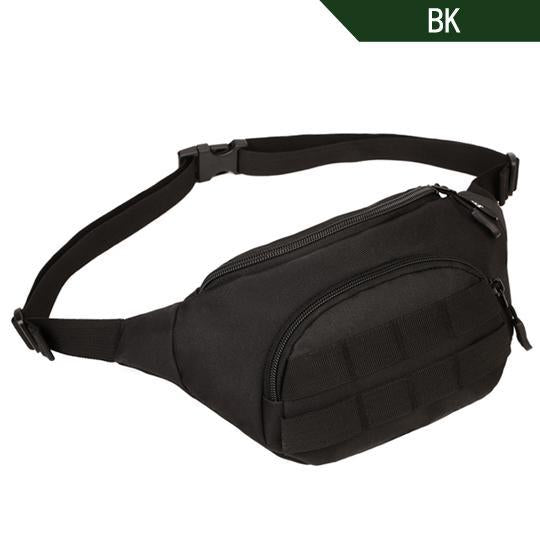 Sinairsoft Tactical Molle Bag Waterproof Waist Bag Fanny Pack Climbing Fishing-Bags-Bargain Bait Box-BK-Other-China-Bargain Bait Box