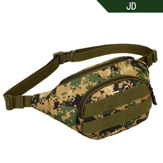 Sinairsoft Tactical Molle Bag Waterproof Waist Bag Fanny Pack Climbing Fishing-Bags-Bargain Bait Box-JD-Other-China-Bargain Bait Box
