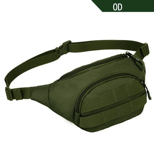 Sinairsoft Tactical Molle Bag Waterproof Waist Bag Fanny Pack Climbing Fishing-Bags-Bargain Bait Box-OD-Other-China-Bargain Bait Box