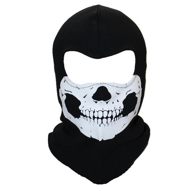 Skull Mask Balaclava Beanies Hats Men Ghost Skull Full Face Mask Out Door Hood-Masks-Bargain Bait Box-15-Bargain Bait Box
