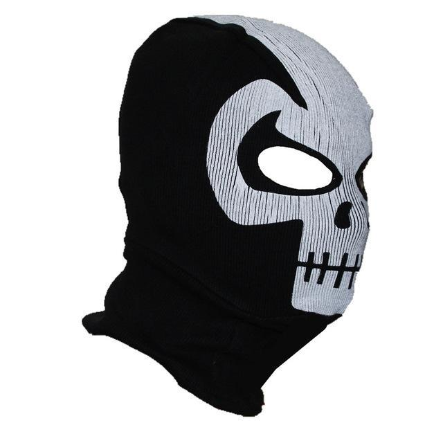 Skull Mask Balaclava Beanies Hats Men Ghost Skull Full Face Mask Out Door Hood-Masks-Bargain Bait Box-18-Bargain Bait Box