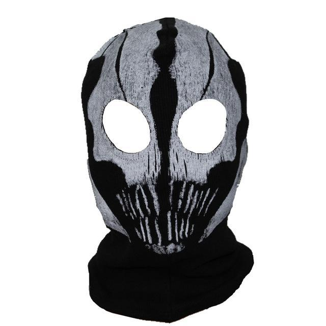Skull Mask Balaclava Beanies Hats Men Ghost Skull Full Face Mask Out Door Hood-Masks-Bargain Bait Box-19-Bargain Bait Box