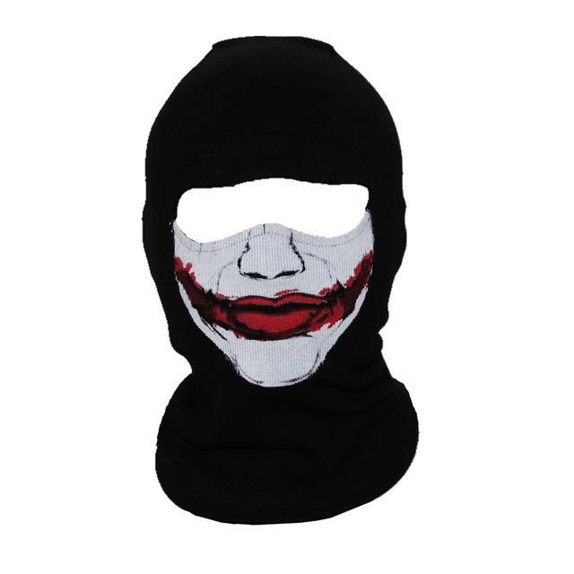 Skull Mask Balaclava Beanies Hats Men Ghost Skull Full Face Mask Out Door Hood-Masks-Bargain Bait Box-23-Bargain Bait Box