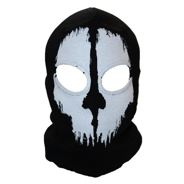 Skull Mask Balaclava Beanies Hats Men Ghost Skull Full Face Mask Out Door Hood-Masks-Bargain Bait Box-8-Bargain Bait Box