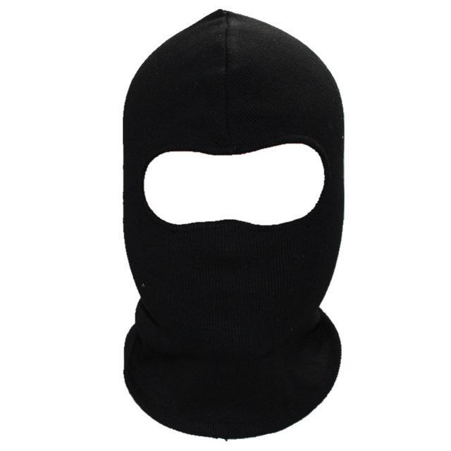 Skull Mask Balaclava Beanies Hats Men Ghost Skull Full Face Mask Out Door Hood-Masks-Bargain Bait Box-kongbai-Bargain Bait Box