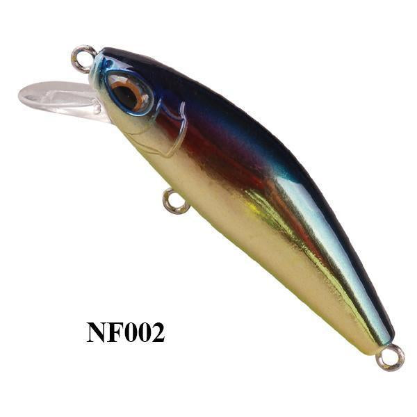 Smart Minnow Fishing Lure 50Mm/6.1G Hard Bait Leurre Souple Iscas Artificiais-Ulikefishing-NF002-Bargain Bait Box
