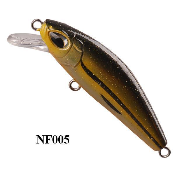 Smart Minnow Fishing Lure 50Mm/6.1G Hard Bait Leurre Souple Iscas Artificiais-Ulikefishing-NF005-Bargain Bait Box