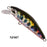 Smart Minnow Fishing Lure 50Mm/6.1G Hard Bait Leurre Souple Iscas Artificiais-Ulikefishing-NF007-Bargain Bait Box