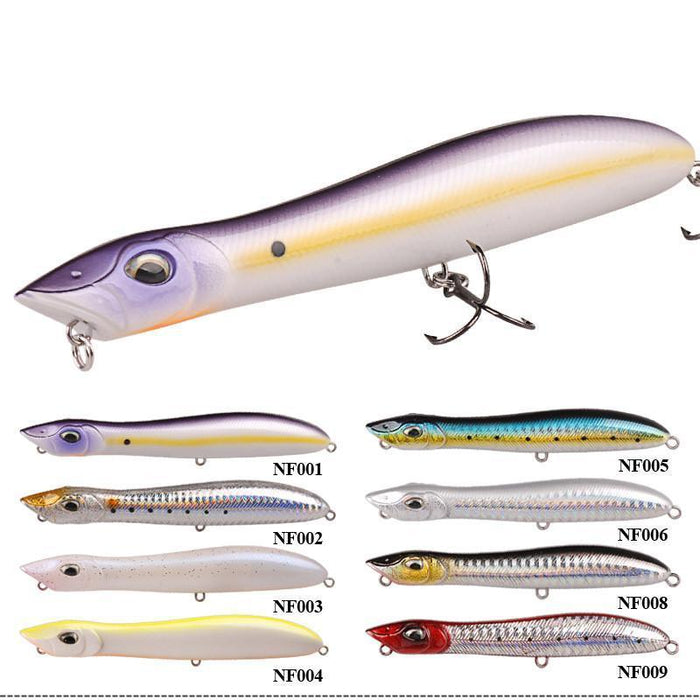 Smart Pencil Bait 140Mm 25.69G Top Water Fishing Lure Hard Baits Isca Artificial-SmartLure Store-NF001-Bargain Bait Box