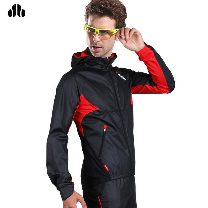 Sobike Windproof Hiking Jacket Thermal Camping Climbing Fishing Cycing Bicycle-Gobike Store-S-Bargain Bait Box