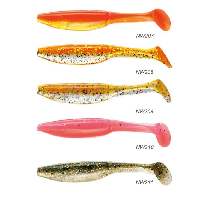 Soft Bait 12.5Cm 15Cm 10Colors Noeby Lifelike Special Fishing Lure Plastic Baits-hunt-house Store-125mm15gNW101-Bargain Bait Box