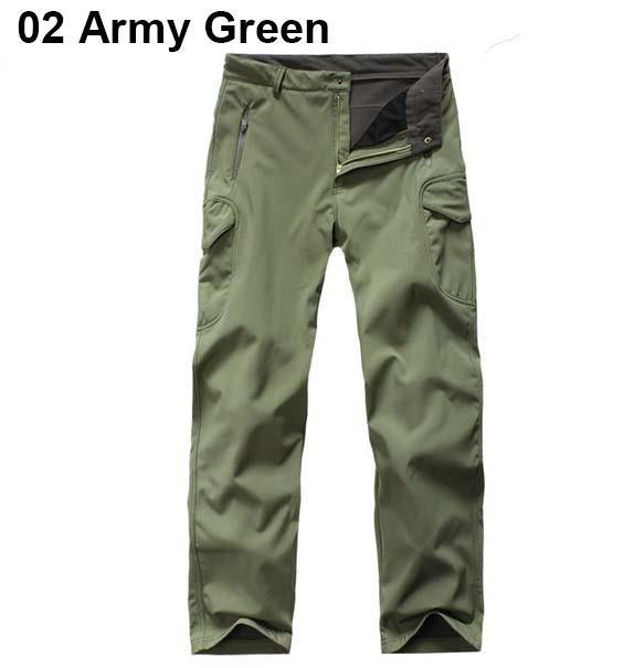 Softshell Tad Hunting Tactical Jacket Or Pants Thin Fleece Lining Outdoor Hiking-FS Outdoor Hunting Store-013-S-Bargain Bait Box