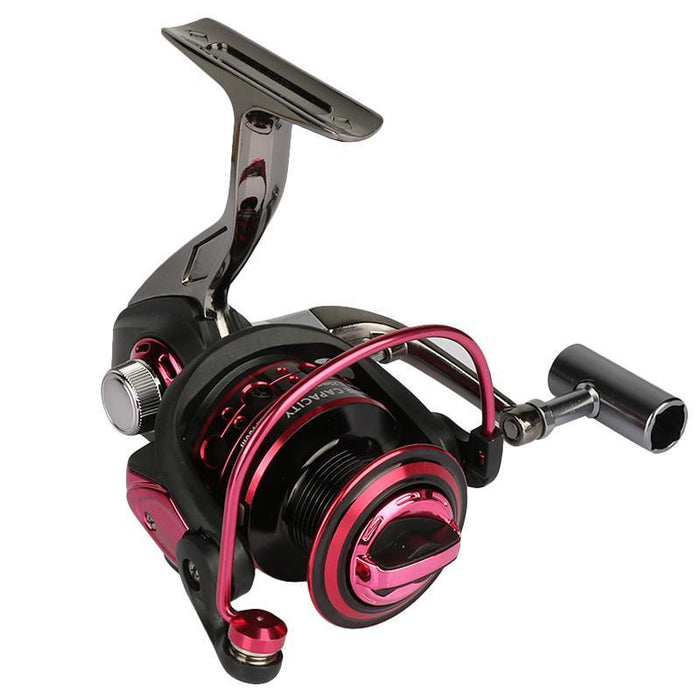 Spinning Fishing Reel Carp Feeder Fishing Wheel 12 Bearing 5.2:1 Boat Fishing Sn-Spinning Reels-Goturefishing Store-1000 Series-Bargain Bait Box
