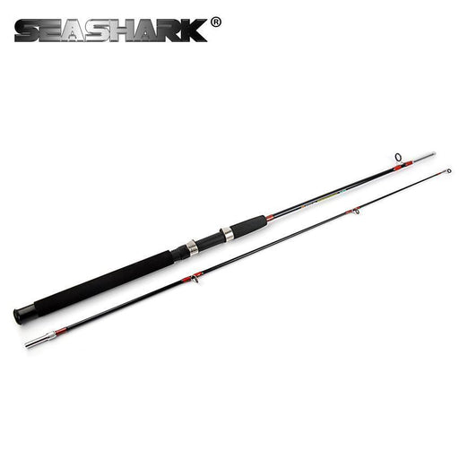 Spinning Rod 1.8M Fly Fishing Rod Ocean Boat Fishing 2 Section Composite-Spinning Rods-Shop2800224 Store-Bargain Bait Box