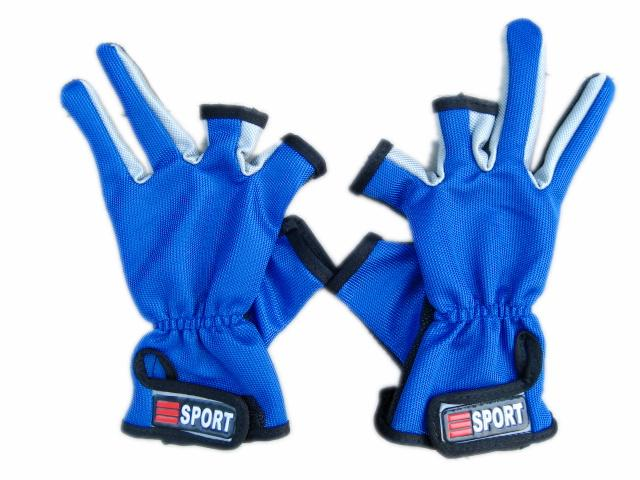 Sports Fishing Gloves Material As Fishing Tools Fishing Outside For Sports-Gloves-Bargain Bait Box-Bargain Bait Box