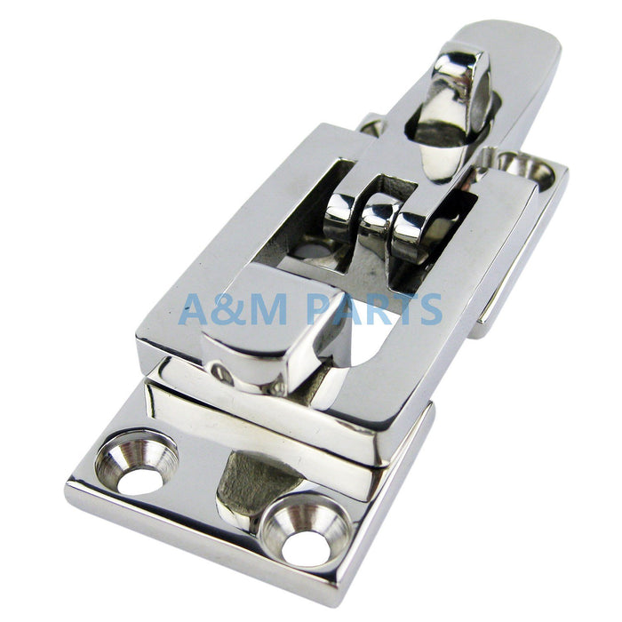 Stainless Steel Boat Locker Hatch Anti-Rattle Latch Marine Fastener Clamp-Boat Accessories-Bargain Bait Box-Bargain Bait Box